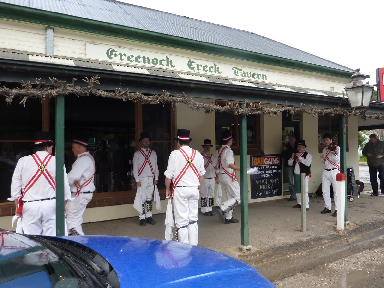 The Greenock Creek Tavern, Greenock