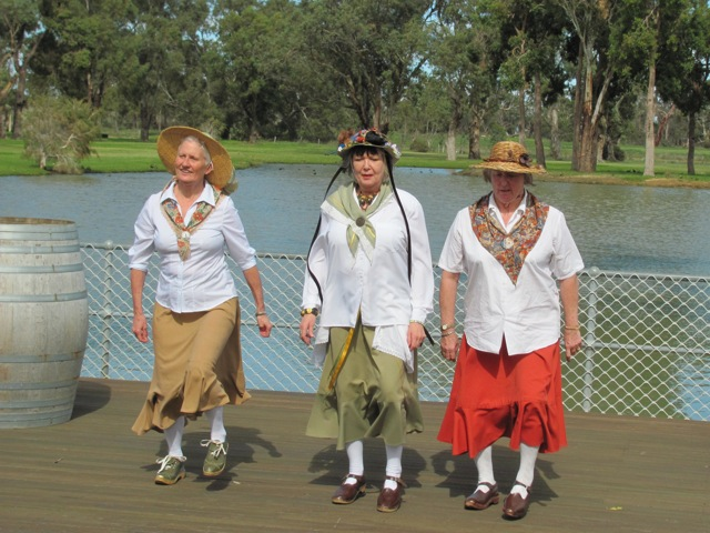 Fair Maids of Perth at Oakover